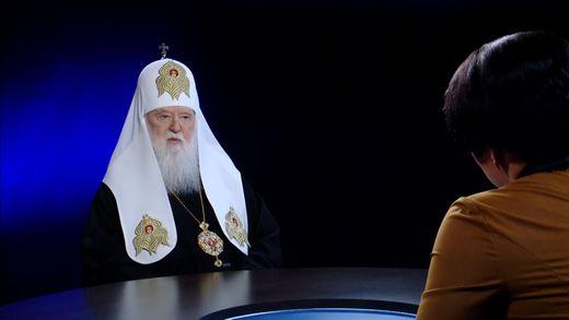 Якщо УПЦ відокремиться від Москви, то Кирил втратить вплив на світове православ'я, — Філарет