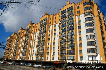 """Компанія """"НоваБудова"""" дбає про інфраструктуру довкола своїх житлових комплексів"""