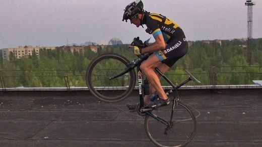 """Як """"український"""" американець став легендарним велосипедистом, якому немає рівних"""