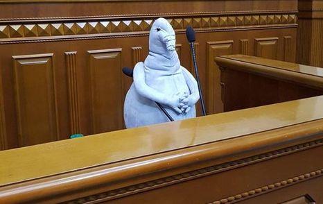Ждет, когда Березу попустит: как соцсети отреагировали на Ждуна в Раде