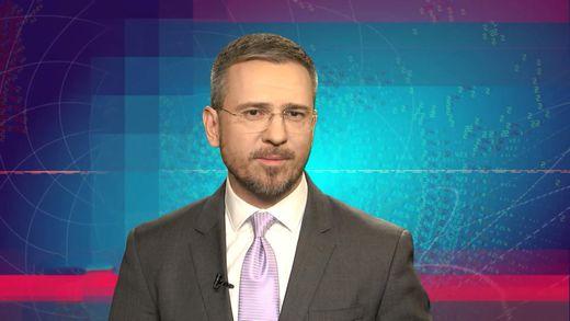 Настоящее время. Скасування безвізу з Україною. Шокуючі кадри із Сирії після хімічної атаки