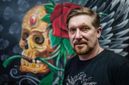 Карпенко: Будував індустрію тату не так, як у Європі. Хотілося позитиву