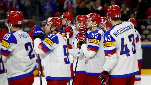 Росія зазнала блискучої поразки від Канади у півфіналі ЧС з хокею