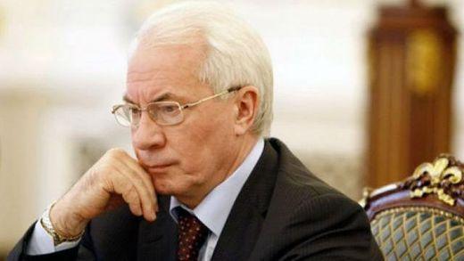 ГПУ хоче заочно  судити Азарова
