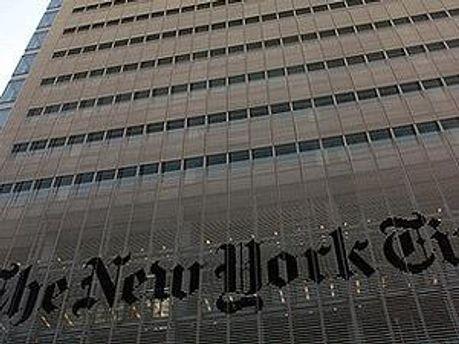 Вперше New York Times очолить жінка