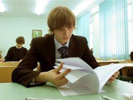 Тестування із російської мови обрали 2% абітурієнтів