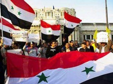 Сирийская оппозиция