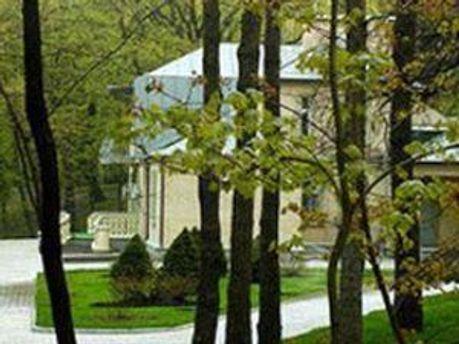 Резиденция Виктора Януковича