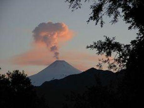 Чилийские власти отдали распоряжение об эвакуации