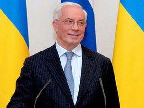 Прем`єр-міністр Микола Азаров