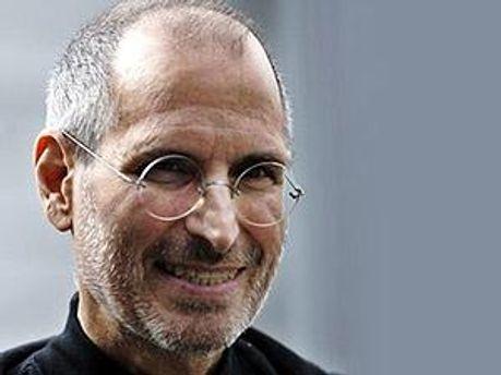 Глава компанії Apple Стів Джобс