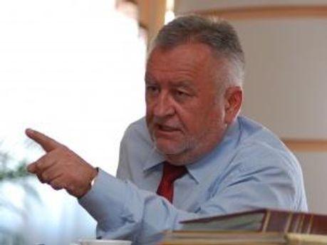 Волынский губернатор Борис Климчук