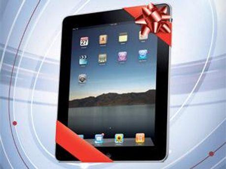 iPad 2 від телеканалу 24
