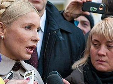 Тимошенко обратится в ЕСПЛ