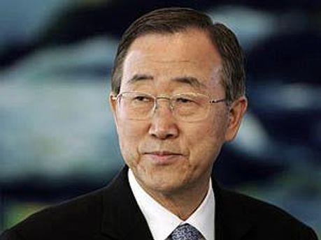 Пан Гі Мун хоче перемогти СНІД за 10 років