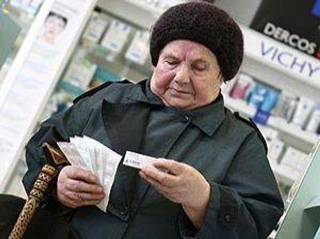 На пенсію виходитимуть у 65 років