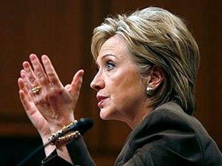 Клинтон рассказала о последних днях Каддафи
