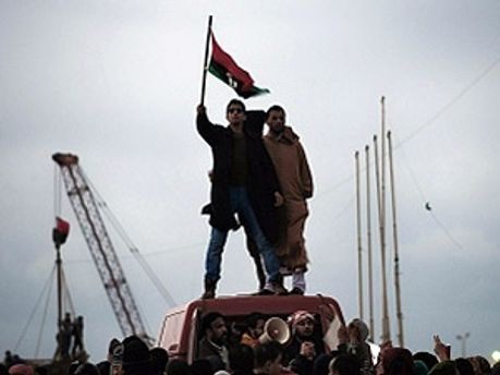 Лівійська опозиція розповіла про зброю
