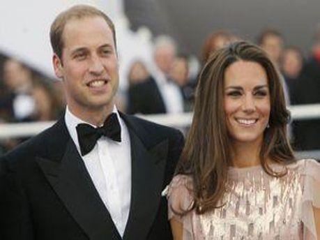 Принц Уїльям і його дружина Кейт Міддлтон