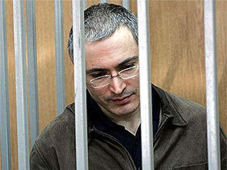 Ходорковського етапували
