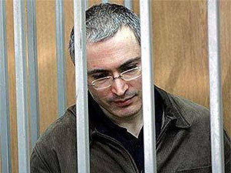 Ходорковского этапировали