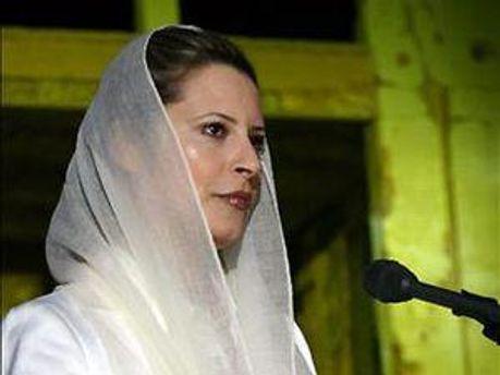 Алиша Каддафи