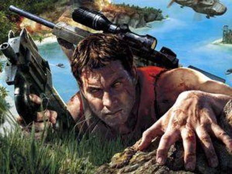 Скрин-шот из Far Cry