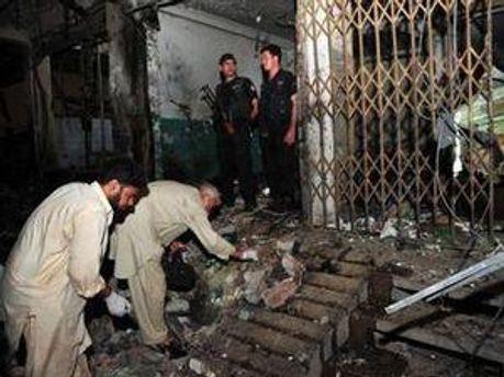 Теракт в Пакистане унес более 70 жизней