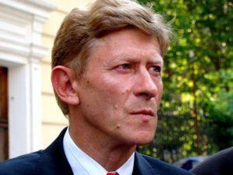 Народний депутат Роман Забзалюк