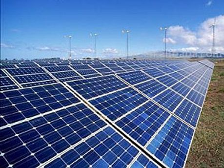 Солнечные батареи устанавливают бесплатно