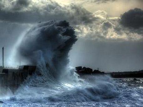 В Криму штормить