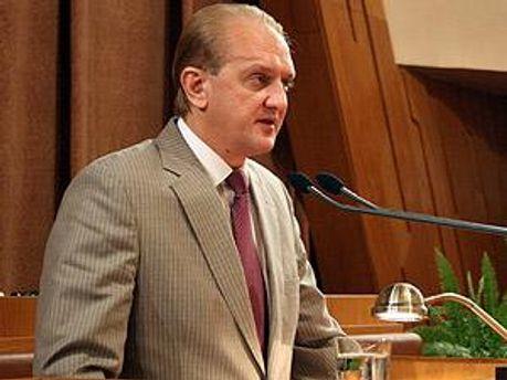 Первый вице-премьер Совета министров Автономной Республики Крым Павел Бурлаков