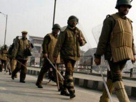 Індійські поліцейські запобігли вибуху