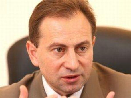 Заместитель председателя Верховной Рады Николай Томенко