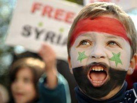 В Сирии возобновились протесты
