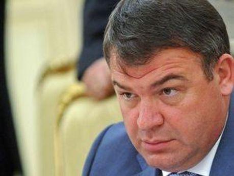 Анатолій Сердюков