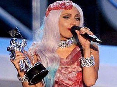 Леди Гага на церемонии вручения MTV Video Music Awards