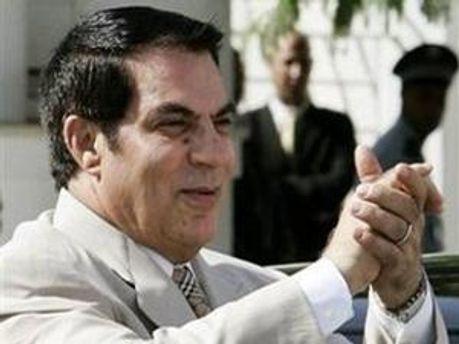 Бен Али