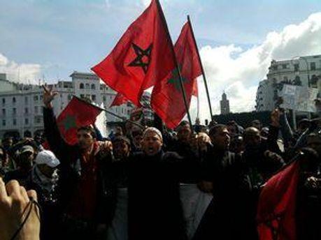 В Марокко протестуют против реформ короля
