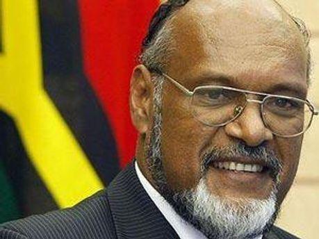 Прем'єр-міністр Вануату Едвард Натапеї