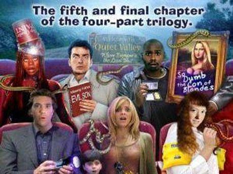 Очень страшное кино 5 - в 2012-м