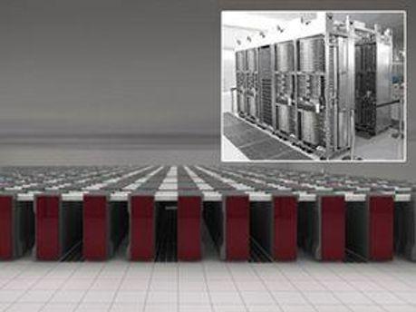 K Computer - найпотужніший суперкомп'ютер