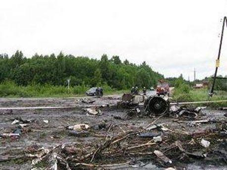 Помилки пілотів стали причиною катастрофи?