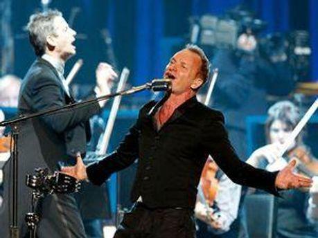 Концерт Стинга состоится 7 июля во Дворце спорта