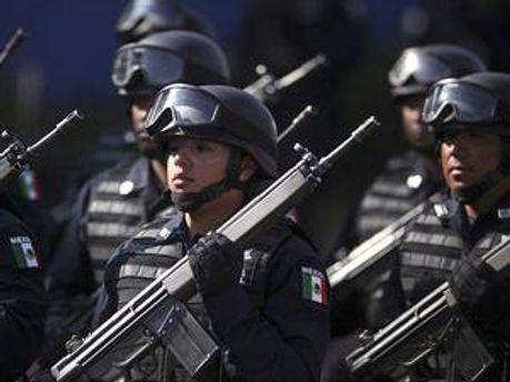 Мексиканські поліцейські