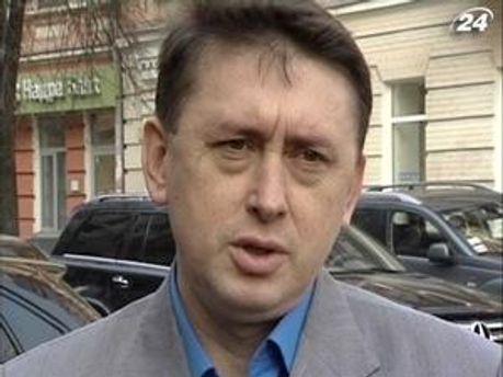 Николй Мельниченко