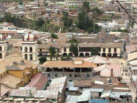 Місто Уанкавеліка