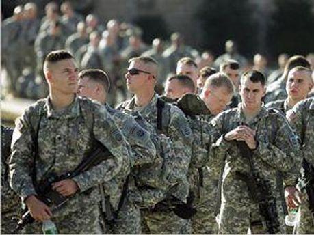 США починають виводити війська із Афганістану
