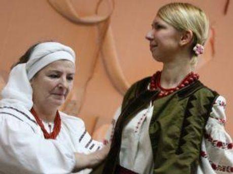 Положение женщины в Украине