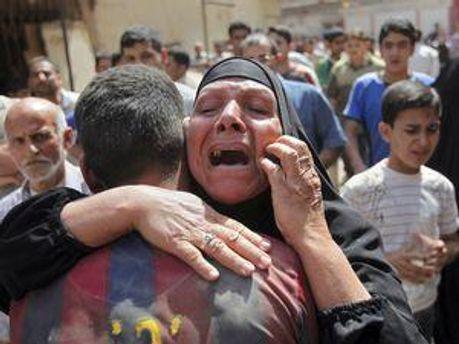 Серия терактов в Багдаде унесла более 40 жизней